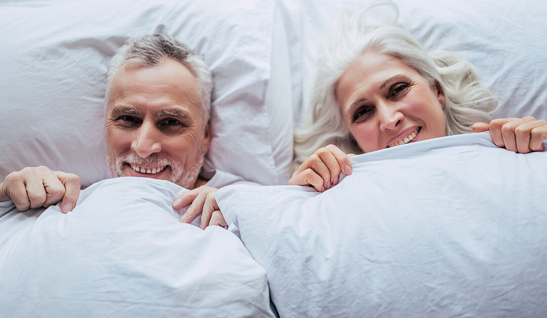 Get off the couch & into bed: 7 Simple steps to make your Sex Life better.