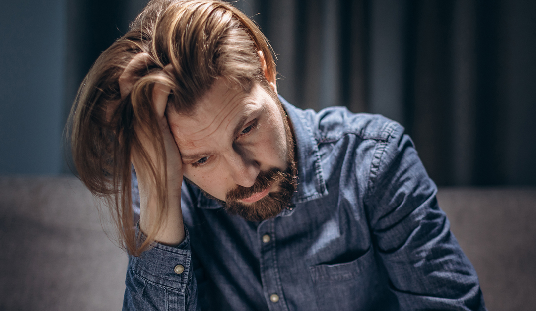 The effect of anxiety on men's health during Covid-19